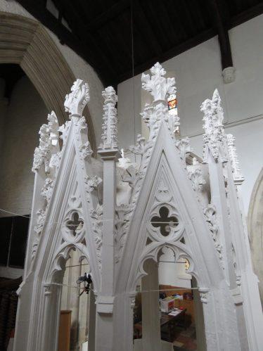 St Marys Church Baptistery